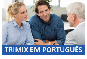 TRIMIX IN portuges